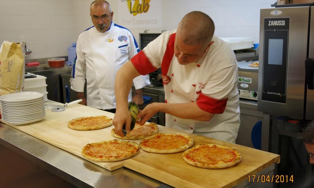 Agugiaro – L'impasto della Pizza