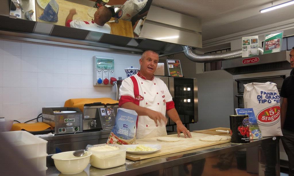 Agugiaro – A grande richiesta, l'impasto della pizza